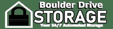 Boulder Drive Storage Logo